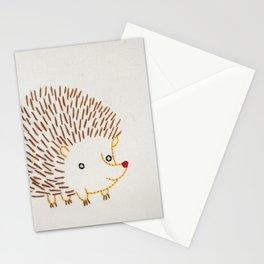 H Hedgehog Stationery Cards