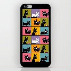 Different Scottie iPhone & iPod Skin