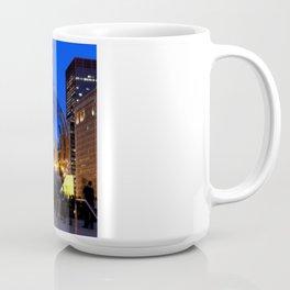 Night Bean Coffee Mug