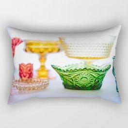 Rainbow Hostess Rectangular Pillow