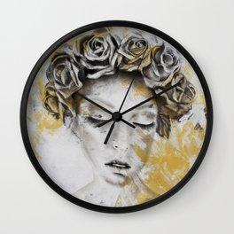 Ital Wall Clock
