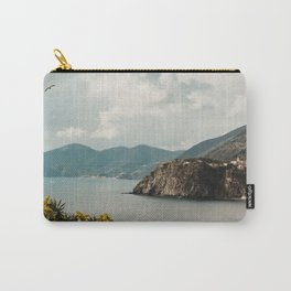 cinque terre coast Carry-All Pouch