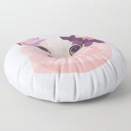 He Looks Very Polite Floor Pillow