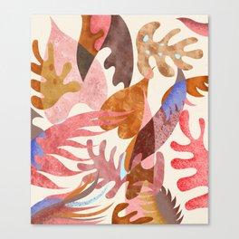 Aquatica Canvas Print