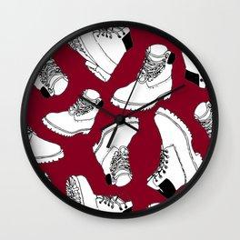 Timbs Wall Clock
