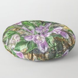 JC FloralArt 04 Floor Pillow