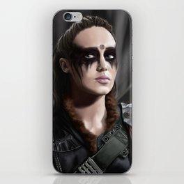 Lexa iPhone Skin