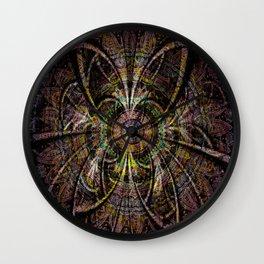 Mosaic Color Wall Clock