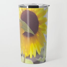 Sunflowers From My Mother-in-law's Garden Travel Mug