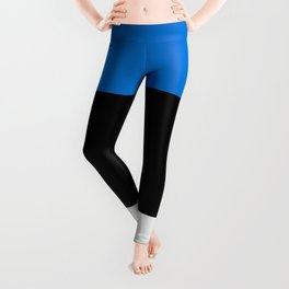 Flag: Estonia Leggings