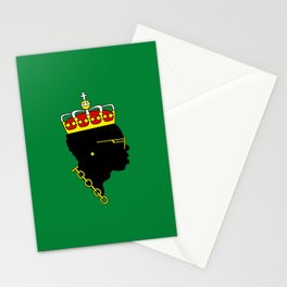 Big Maestro - Green Stationery Cards