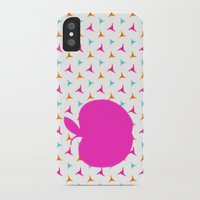 apple iPhone & iPod Cases featuring *Apple* by Mr & Mrs Quirynen