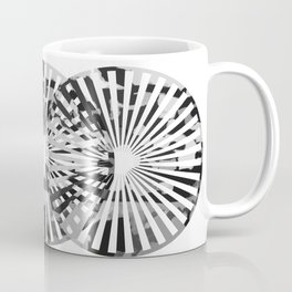 Abstract Circle II Coffee Mug