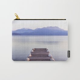 Lake Annecy, France Carry-All Pouch