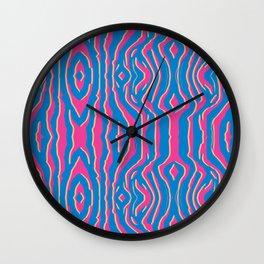Urban Tiger Wall Clock