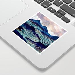 Ocean Sunrise Sticker