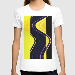 A space-clad life_A T-shirt