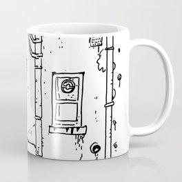 """Melrose Place, Clifton"" Coffee Mug"