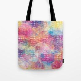 Cuben Web Tote Bag