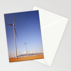 Windmill Country Stationery Cards