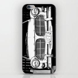 Old Volvo iPhone Skin