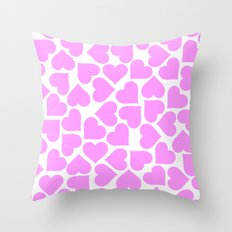 MPENZI ... love is in the air 2 Throw Pillow