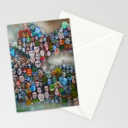 The Times' Art Capsule (News) Stationery Cards