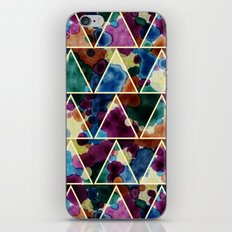 Bohemian Triangles iPhone Skin