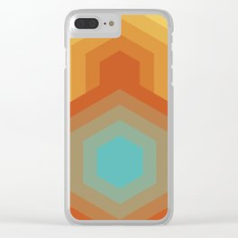 noon Clear iPhone Case