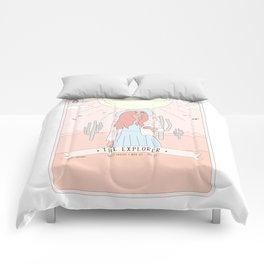Sagittarius  - The Explorer Comforters