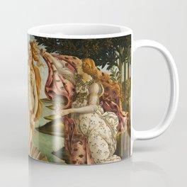 Birth Of Venus Sandro Botticelli Nascita di Venere Coffee Mug