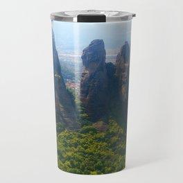 Meditation up to Meteora | Greece | Nature Travel Mug