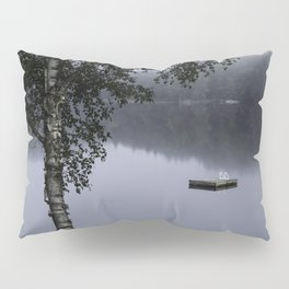 cottage life by the lake Pillow Sham