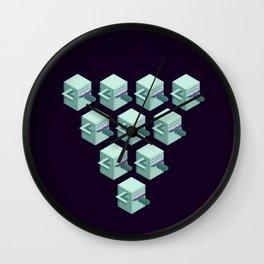 Yulong Clones Wall Clock