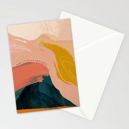 """Wholeheartedness"" Stationery Cards"