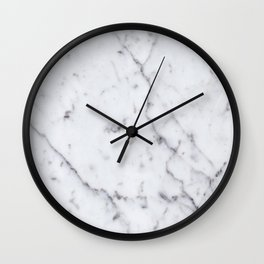 Marble Pattern  Wall Clock