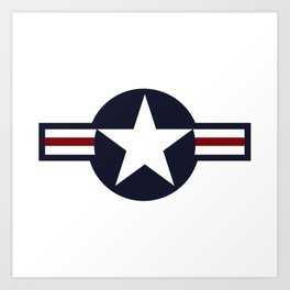 US Air Force Art Print