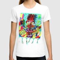 rug T-shirts featuring rug by liisa kruusmägi