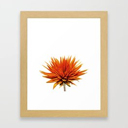 The Secret World Inside You Framed Art Print