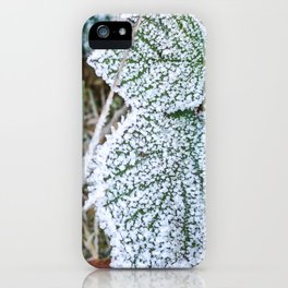 Givre-F2 iPhone Case