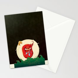 A Partial Truth: Bondage of Life, Death & Rebirth Stationery Cards