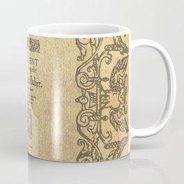 Shakespeare, Romeo and Juliet 1597 Coffee Mug