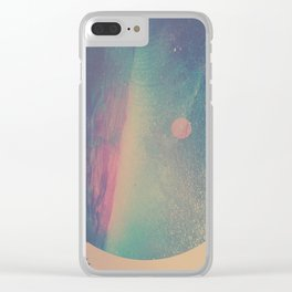 SOLARS II Clear iPhone Case