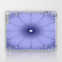 Periwinkle Flower Laptop & iPad Skin