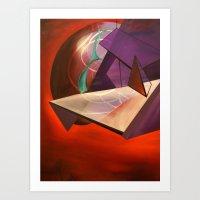 U.A. Art Print