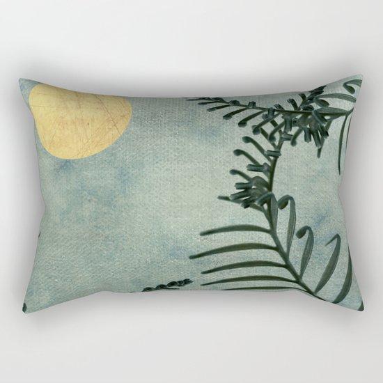 Cycas III Rectangular Pillow