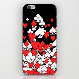 Poker Star II iPhone Skin