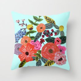 Spring Collection 2019 Throw Pillow