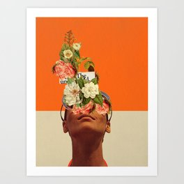 The Unexpected Art Print