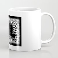 resident evil Mugs featuring Evil by GruseArt